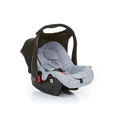 2017 ABC DESIGN MINT GROUP 0+ INFANT CAR SEAT - GRAPHITE GREY