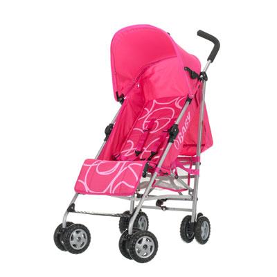 Obaby Stroller Escapeblack Baby Nest