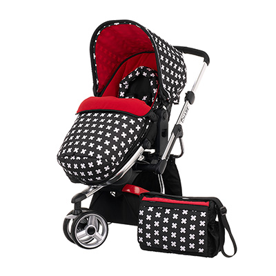CHASE STROLLER - CROSSFIRE