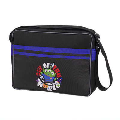 DISNEY CHANGING BAG - BUZZ LIGHTYEAR BLACK