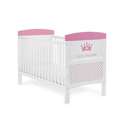 GRACE INSPIRE COT BED - LITTLE PRINCESS