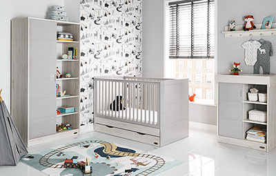 MADRID 3 PIECE ROOM SET - LUNAR