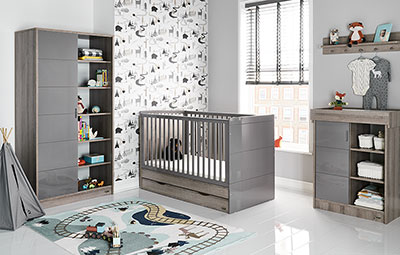 MADRID 3 PIECE ROOM SET - ECLIPSE