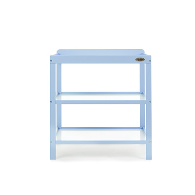 OPEN CHANGING UNIT - BONBON BLUE