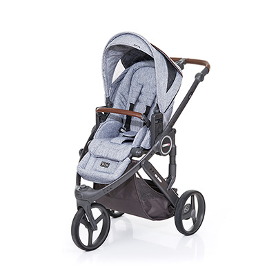 2016+ ABC DESIGN COBRA PLUS PUSHCHAIR - GRAPHITE
