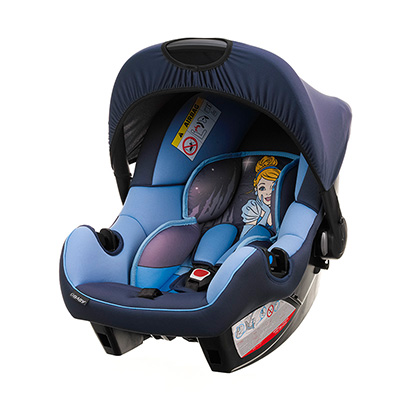 DISNEY GROUP 0+ INFANT CAR SEAT - CINDERELLA