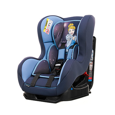 DISNEY GROUP 0-1 COMBINATION CAR SEAT - CINDERELLA