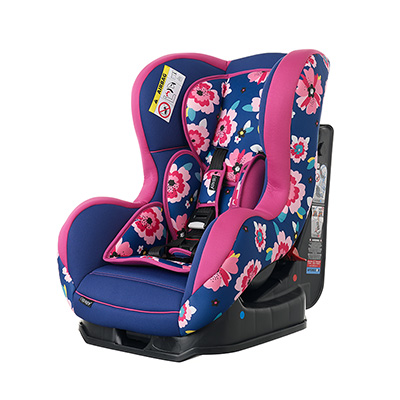 GROUP 0-1 COMBINATION CAR SEAT - SUMMER BURST
