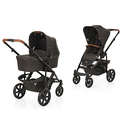 ABC DESIGN SALSA 4 PUSHCHAIR & CARRYCOT - PIANO