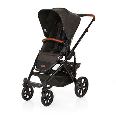 ABC DESIGN SALSA 4 PUSHCHAIR - PIANO