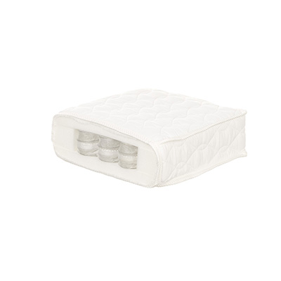140 x 70cm POCKET SPRUNG COT BED MATTRESS