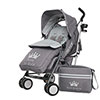 ZEAL STROLLER BUNDLE - BORN TO RULE