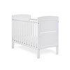 GRACE MINI COT BED - WHITE