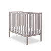 BANTAM SPACE SAVER COT - WARM GREY