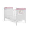 GRACE INSPIRE COT BED - UNICORN (FREE FIBRE MATTRESS)