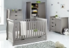 STAMFORD CLASSIC 4 PIECE ROOM SET - TAUPE GREY