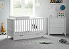 BELTON 2 PIECE ROOM SET - WHITE
