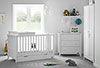 BELTON 3 PIECE ROOM SET - WHITE