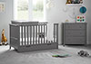 BELTON 2 PIECE ROOM SET - TAUPE GREY