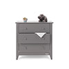OBABY BELTON CHEST OF DRAWERS - TAUPE GREY