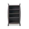STAMFORD BOOKCASE - TAUPE GREY
