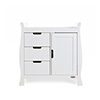 STAMFORD CHANGING UNIT - WHITE