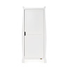 STAMFORD SINGLE WARDROBE - WHITE