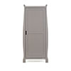 STAMFORD SINGLE WARDROBE - TAUPE GREY