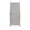 STAMFORD SINGLE WARDROBE - WARM GREY