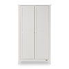 BELTON DOUBLE WARDROBE - WHITE