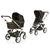 ABC DESIGN SALSA 4 PUSHCHAIR & CARRYCOT - LEAF