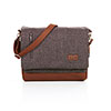 ABC DESIGN URBAN CHANGING BAG - WALNUT