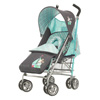 ATLAS V2 STROLLER - RETRO DENIM MICKEY with footmuff