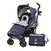 ZEAL STROLLER BUNDLE - LITTLE SAILOR