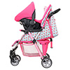 OBABY HERA TRAVEL SYSTEM - COTTAGE ROSE