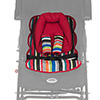 Obaby Universal Seat Liner Set - Red Stripe