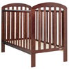 LILY COT - WALNUT (FREE FOAM MATTRESS)