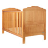 BEVERLEY COT BED - COUNTRY PINE