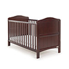WHITBY COT BED - WALNUT