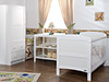 GRACE 3 PIECE ROOM SET - WHITE