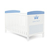 GRACE INSPIRE COT BED - LITTLE PRINCE (FREE FIBRE MATTRESS)