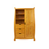 STAMFORD DOUBLE WARDROBE - COUNTRY PINE