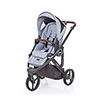 2016+ ABC DESIGN COBRA PLUS PUSHCHAIR - GRAPHITE (FREE CARRYCOT)