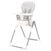 NANOFOLD HIGHCHAIR - TINY TATTY TEDDY GREY