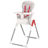 NANOFOLD HIGHCHAIR - TINY TATTY TEDDY RED