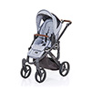 2016+ ABC DESIGN MAMBA PLUS PUSHCHAIR - GRAPHITE (FREE CARRYCOT)