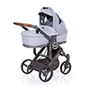 With Optional Carrycot