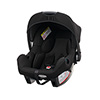 ZEAL GROUP 0+ CAR SEAT (WITH ZEAL ADAPTOR) - BLACK