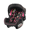 GROUP 0+ INFANT CAR SEAT - GREY ROSE