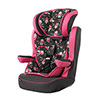 GROUP 1-2-3 COMBINATION CAR SEAT - GREY ROSE